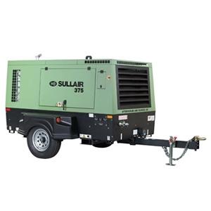 Renta de Compresor de aire 375 CFM en saltillo en Saltillo