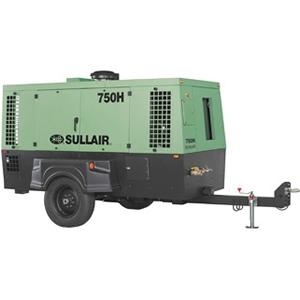 Renta de Compresor de aire 750 CFM en saltillo en Saltillo